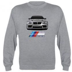 Реглан (свитшот) BMW M Power Car - FatLine