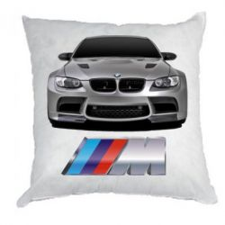 Подушка BMW M Power Car