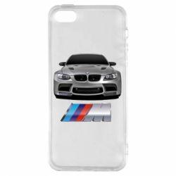 Купить Чехол для iPhone5/5S/SE BMW M Power Car, FatLine