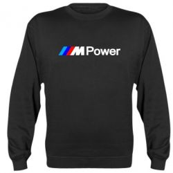 Реглан (свитшот) BMW M Power logo - FatLine