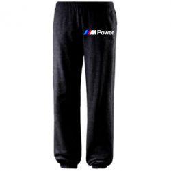 Штаны BMW M Power logo - FatLine