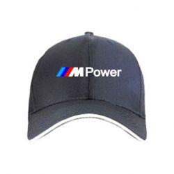 кепка BMW M Power logo - FatLine