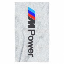 Полотенце BMW M Power logo
