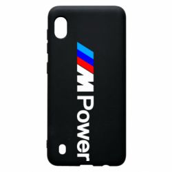 Чехол для Samsung A10 BMW M Power logo