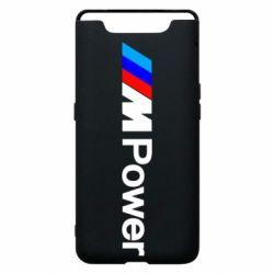 Чехол для Samsung A80 BMW M Power logo