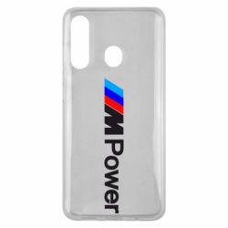 Чехол для Samsung M40 BMW M Power logo