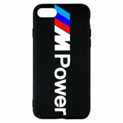 Чехол для iPhone 7 BMW M Power logo