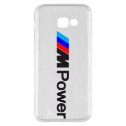 Чехол для Samsung A5 2017 BMW M Power logo