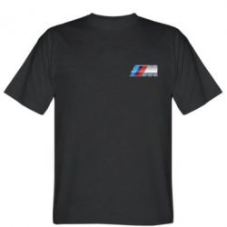 Мужская футболка BMW M POWER Small - FatLine