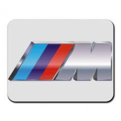 Коврик для мыши BMW M POWER Small - FatLine