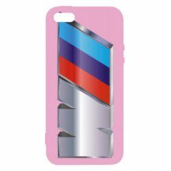 Купить Чехол для iPhone5/5S/SE BMW M POWER, FatLine