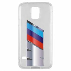 Чехол для Samsung S5 BMW M POWER