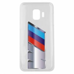 Чехол для Samsung J2 Core BMW M POWER