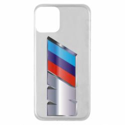 Чехол для iPhone 11 BMW M POWER