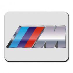 Коврик для мыши BMW M POWER - FatLine