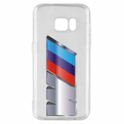 Чехол для Samsung S7 BMW M POWER