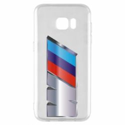 Чехол для Samsung S7 EDGE BMW M POWER