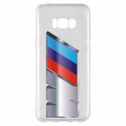 Чехол для Samsung S8+ BMW M POWER