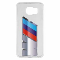 Чехол для Samsung S6 BMW M POWER