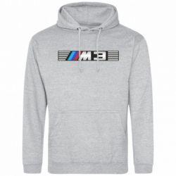 Мужская толстовка BMW M3 - FatLine