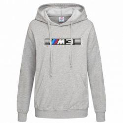 Женская толстовка BMW M3 - FatLine