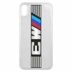 Чехол для iPhone Xs Max BMW M3