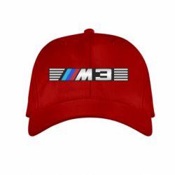 Детская кепка BMW M3 - FatLine