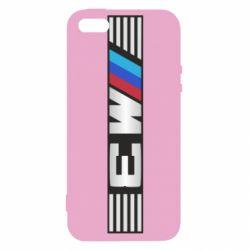 Чехол для iPhone5/5S/SE BMW M3