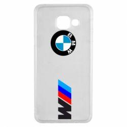 Чохол для Samsung A3 2016 BMW M