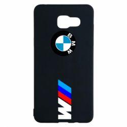 Чохол для Samsung A5 2016 BMW M