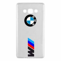 Чохол для Samsung A7 2015 BMW M