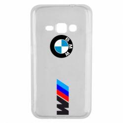 Чохол для Samsung J1 2016 BMW M