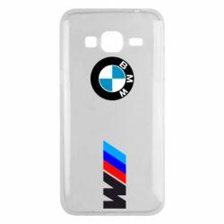 Чохол для Samsung J3 2016 BMW M