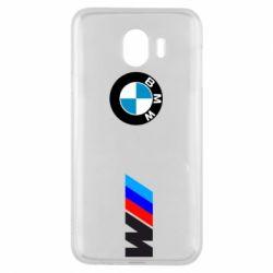 Чохол для Samsung J4 BMW M