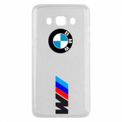 Чохол для Samsung J5 2016 BMW M