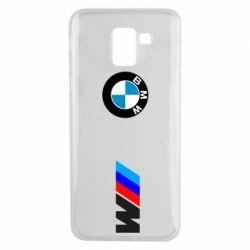 Чохол для Samsung J6 BMW M