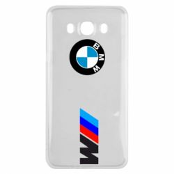 Чохол для Samsung J7 2016 BMW M