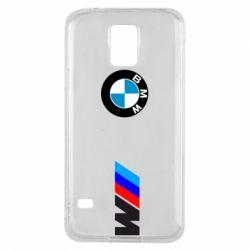 Чохол для Samsung S5 BMW M