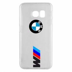 Чохол для Samsung S6 EDGE BMW M