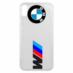 Чехол для iPhone Xs Max BMW M