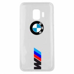 Чохол для Samsung J2 Core BMW M