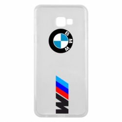 Чехол для Samsung J4 Plus 2018 BMW M