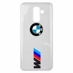 Чохол для Samsung J8 2018 BMW M