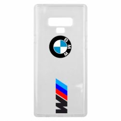 Чехол для Samsung Note 9 BMW M