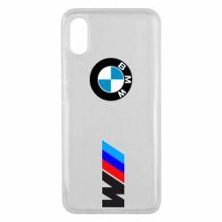 Чохол для Xiaomi Mi8 Pro BMW M