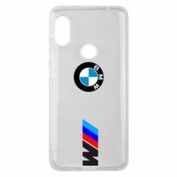 Чохол для Xiaomi Redmi Note Pro 6 BMW M