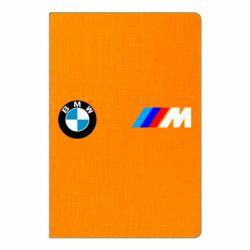 Блокнот А5 BMW M