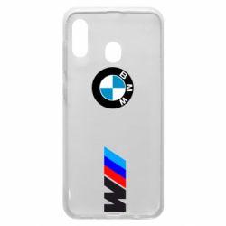 Чохол для Samsung A20 BMW M