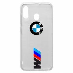 Чохол для Samsung A30 BMW M