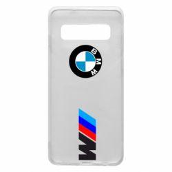Чохол для Samsung S10 BMW M